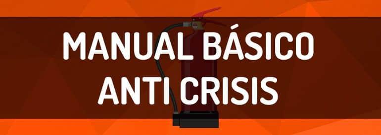 Manual básico para afrontar una crisis en redes sociales