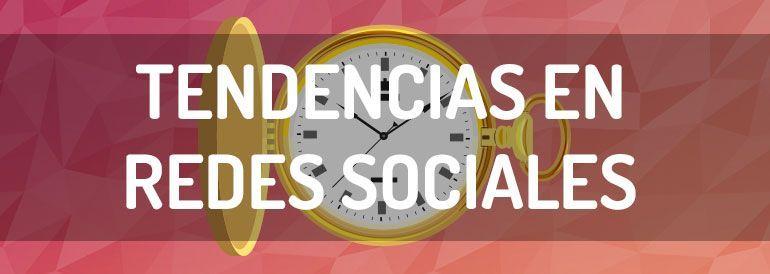 Tendencias en redes sociales para 2014.