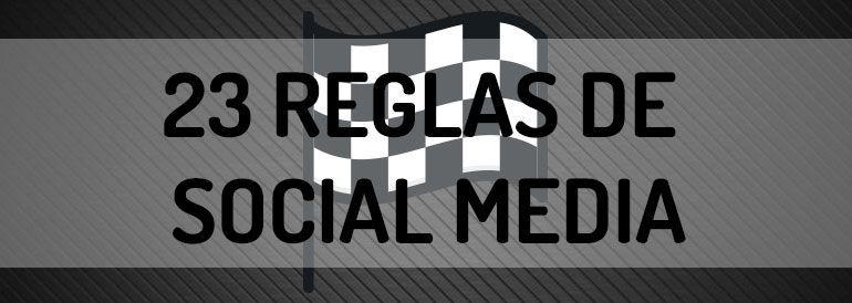 Leyes sobre las redes sociales que deberías seguir.