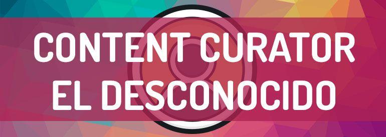Un content curator es la persona encargada de seleccionar, filtrar y difundir contenidos para una marca.