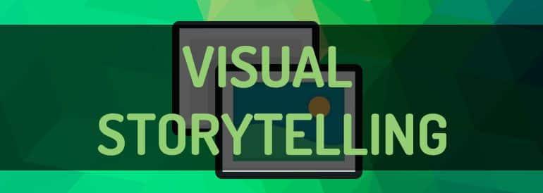Visual storytelling o cómo emocionar contando historias