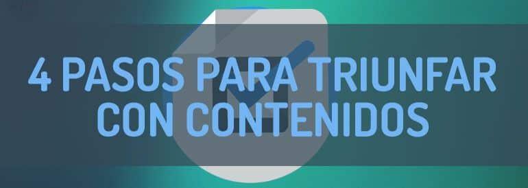 pasos en marketing de contenidos que te ayudarán