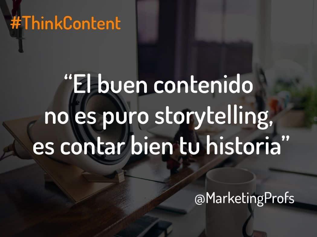 Citas de marketing de contenidos