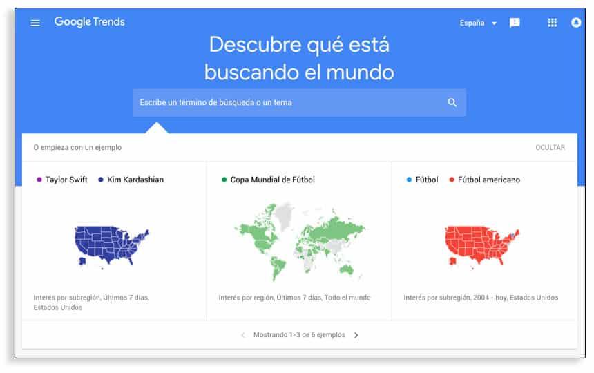 Utilizar Google Trends para diseñar un buyer persona de tu empresa