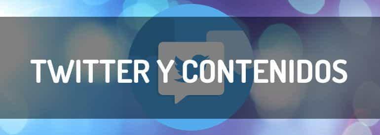 Descubre las razones por las que deberías crear contenidos para Twitter.
