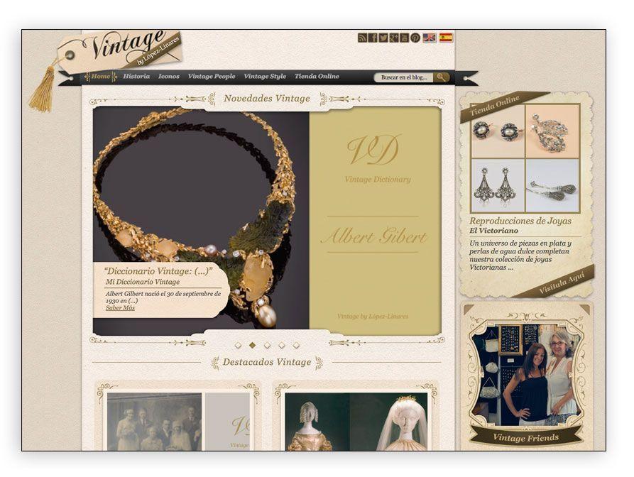 Blog de Vintage by López-Linares.