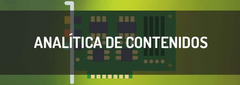 Analítica de contenidos, introducción (Parte 1)