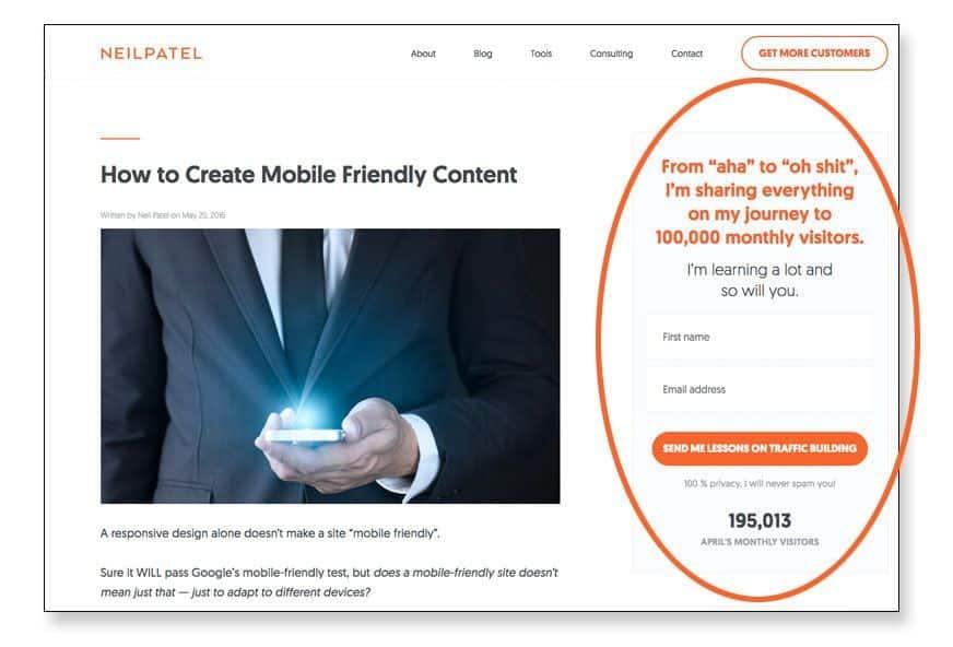 Cómo conseguir suscriptores de contenidos para tu negocio