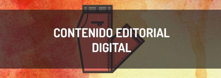 Contenido editorial digital para ecommerce. Qué es y cómo crear una estrategia para generar ventas online.