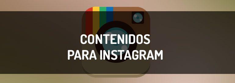 Contenidos para Instagram, cómo conseguir unificar los dos lados de esta red social