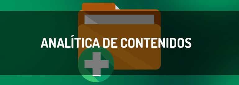 Análisis de contenidos, cómo crear un panel de control