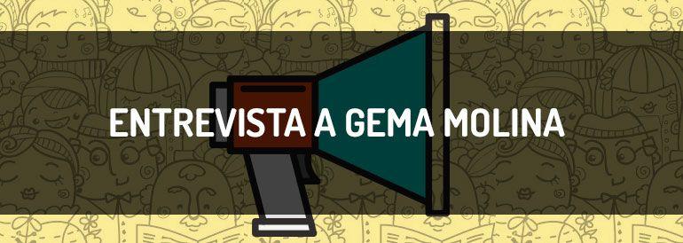 Entrevista a Gema Molina