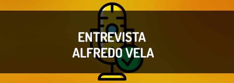 Entrevista a Alfredo Vela, experto en infografías.