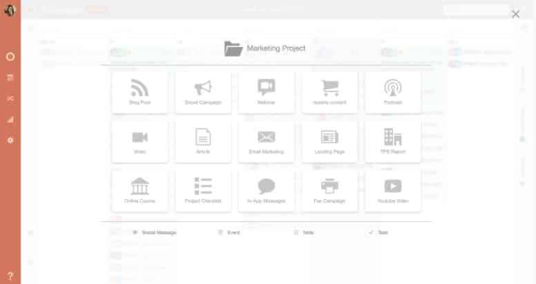 CoSchedule, herramientas de contenidos para planificar.