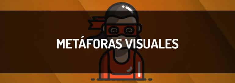 Analogías visuales en infografías, cómo crearlas.