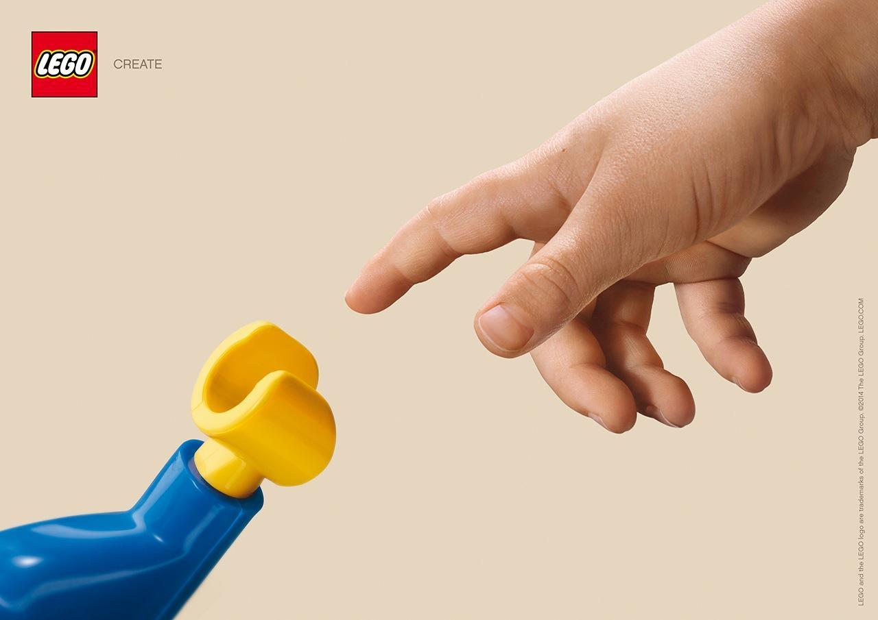 Lego es una marca basada en el arquetipo del Creador.