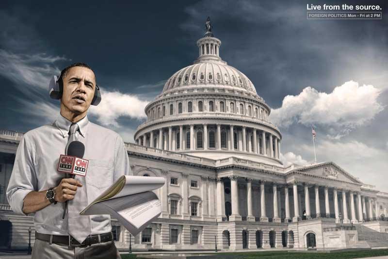 La CNN es una de las marcas que utiliza el arquetipo del Sabio.