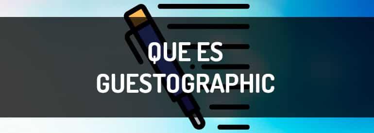 Qué es guestographic: cómo crear relaciones con bloggers exitosas