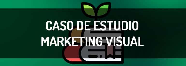 Caso de estudio de marketing visual, Course Hero