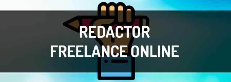 Encuentra el mejor redactor freelance online