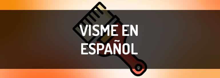 Conoce la nueva versión de Visme en español.