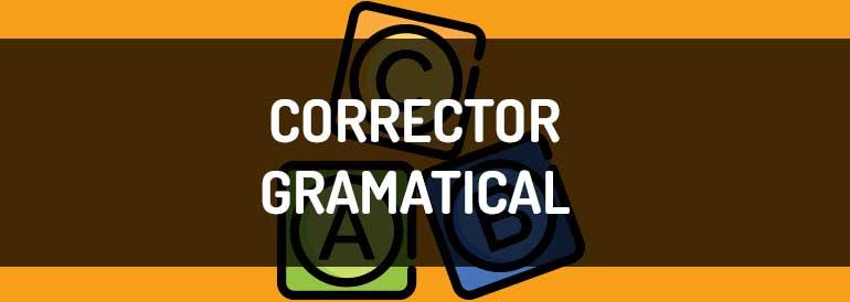 Qué corrector gramatical elegir