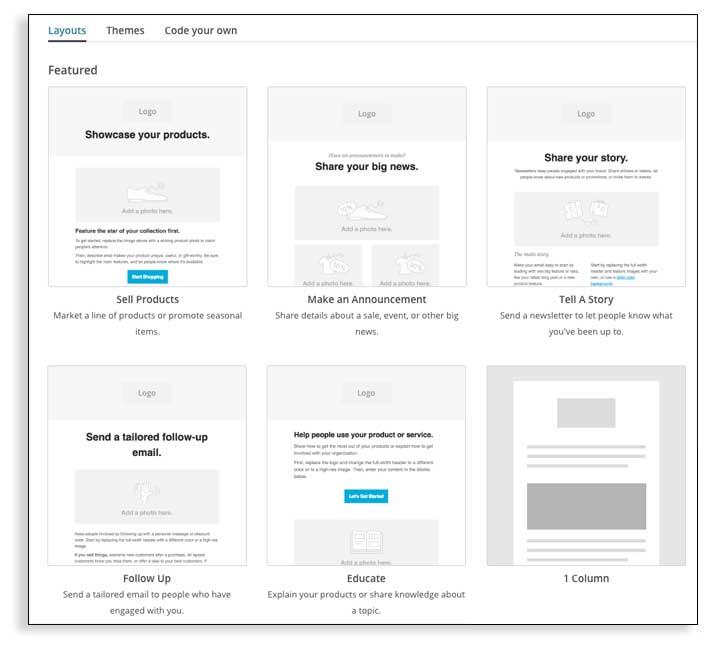 Una buena norma de netiqueta en email marketing es facilitar la lectura