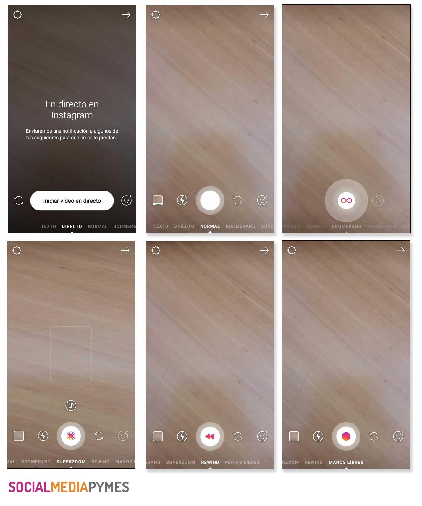 Vídeo en Instagram, qué formatos elegir
