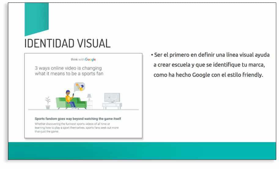 Cómo estructurar una presentación, utiliza más fotos