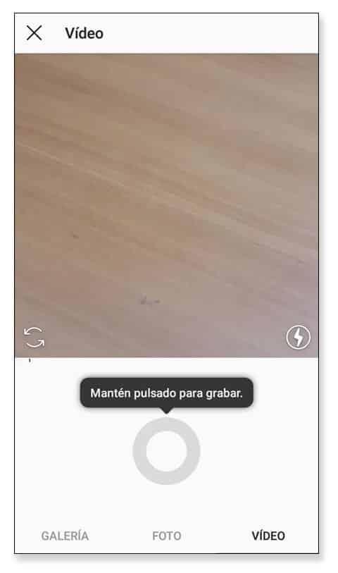 Cómo añadir vídeo en Instagram a tu perfil