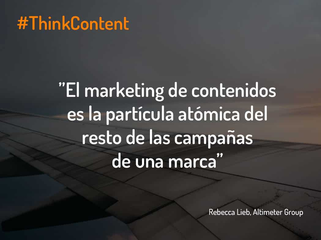 Cómo puede ayudar el contenido a otros departamentos que no sea el de marketing
