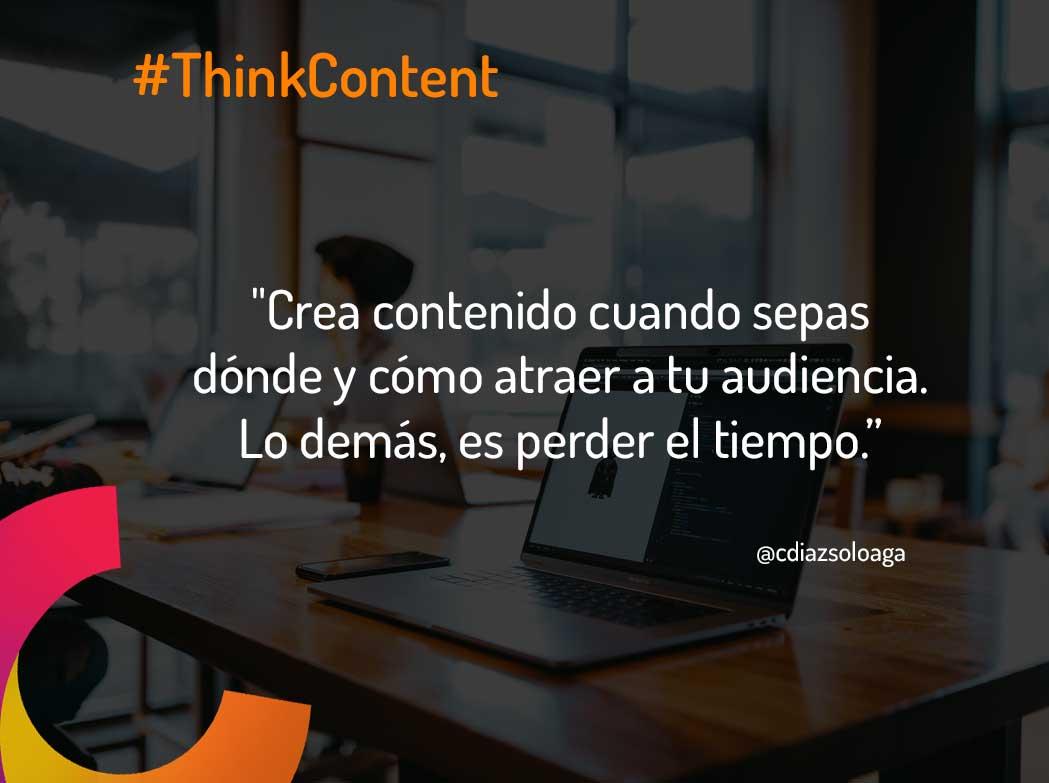 Sin un modelo de atribución, crear contenido no sirve de nada. Tendencias de contenidos 2019