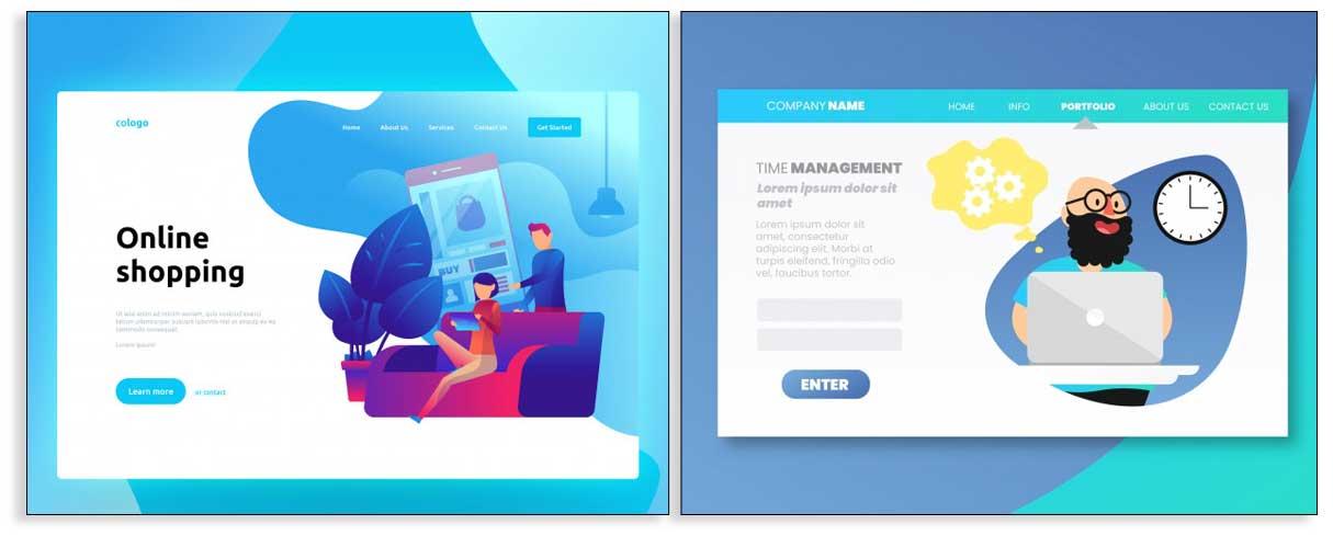 Recursos para infografías gratis, cómo elegir estilos