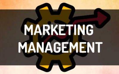 Marketing management: 6 lecciones a aprender y plantillas gratis