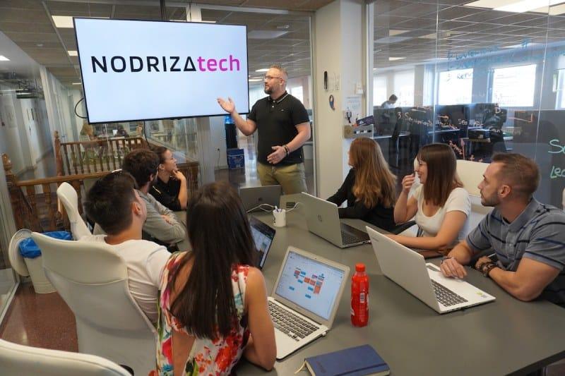Pablo Sanagustín entrevista al CEO de Nodriza Tech