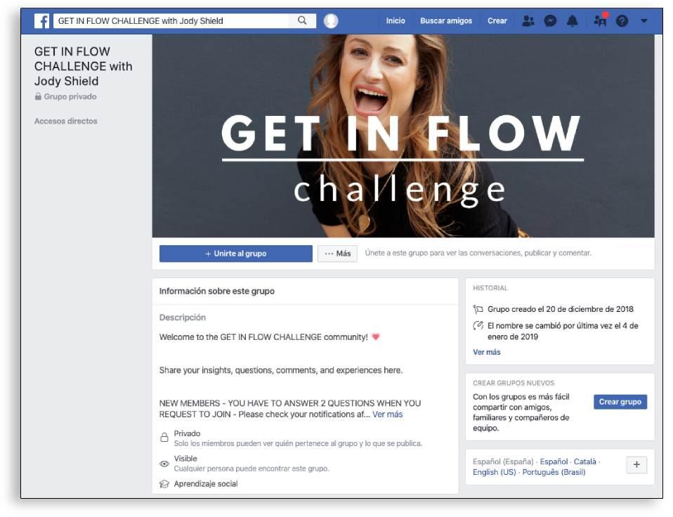 Grupos de Facebook que ayudan con el personal branding