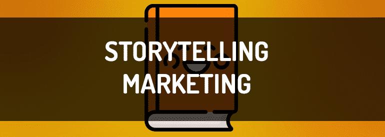 Storytelling para marketing, el complemento del branding
