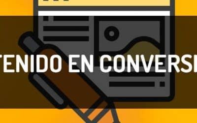 Convertir contenido en conversiones, la landing page perfecta