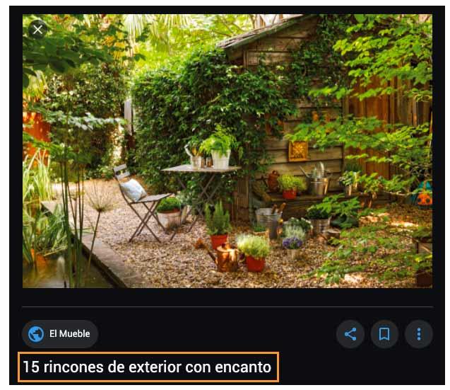 Pon un título para las imágenes siguiendo las prácticas de SEO image Google