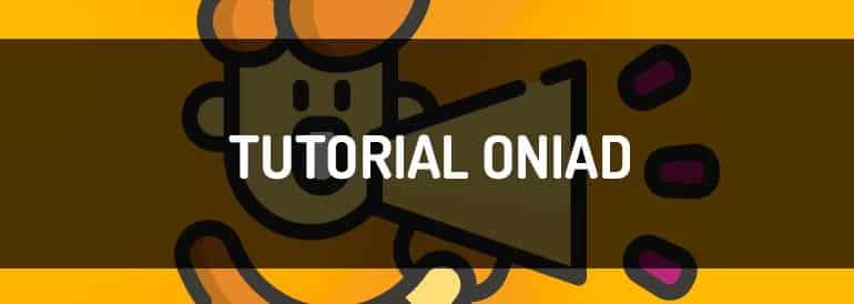 Tutorial ONiAd: crea tus propias campañas de publicidad digital