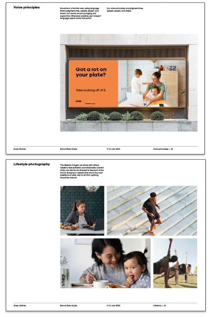 Cómo diseñar una identidad visual: la guía de marca