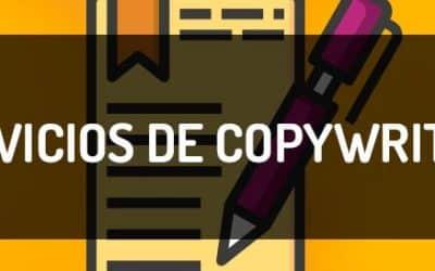 Servicios de copywriting 101: diferencia entre copy y contenidos