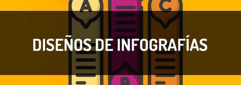 Diseños de infografías para explicar tus productos y servicios