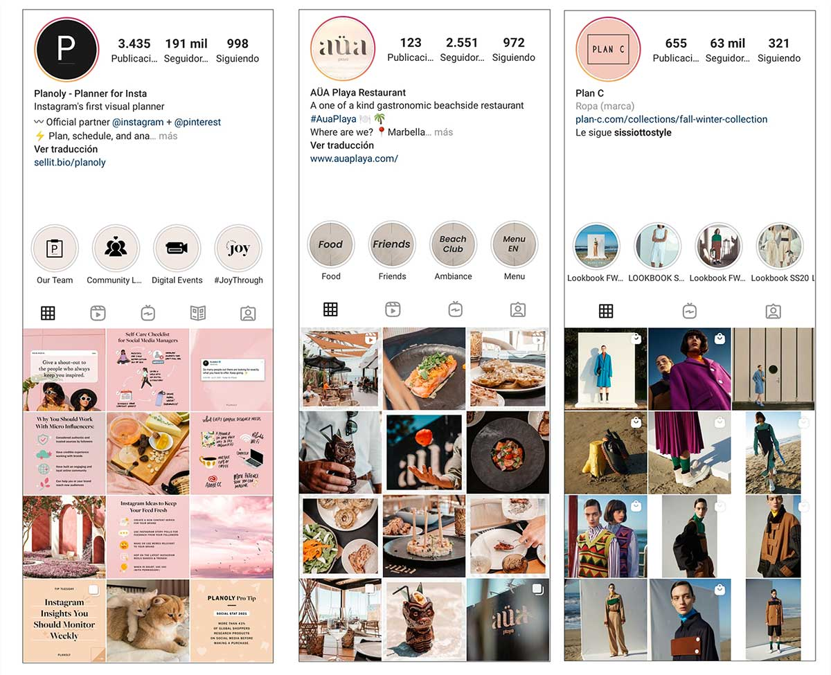 Plan de contenido para Instagram por dónde empezar